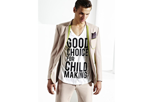 Children Have To Be Born SS14